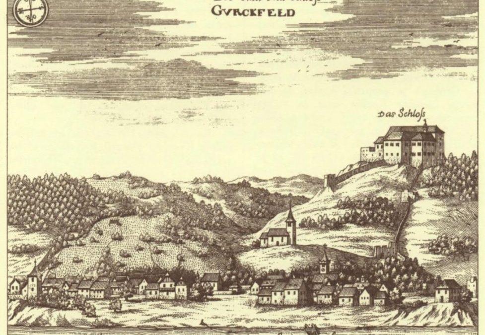 6. 4. 2021 – Katarina na razvalinah krškega gradu