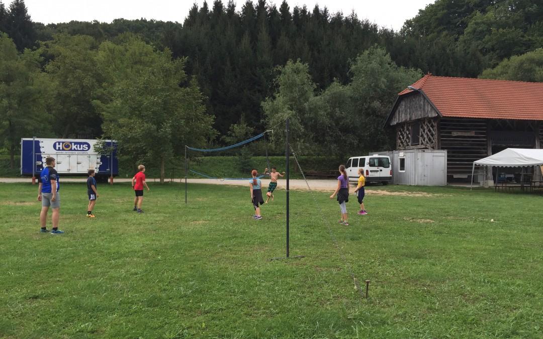 3.9.2015 – Športni dan osmošolcev