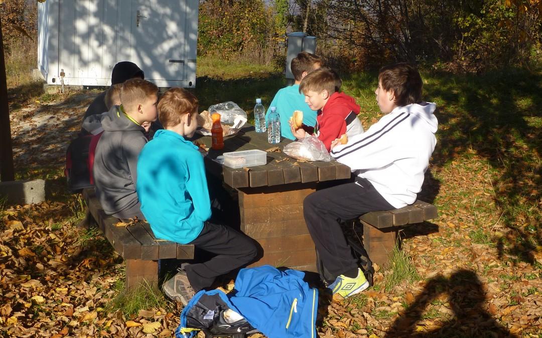 12.11.2015 – Pohod na Mohor/športni dan, 7.razred