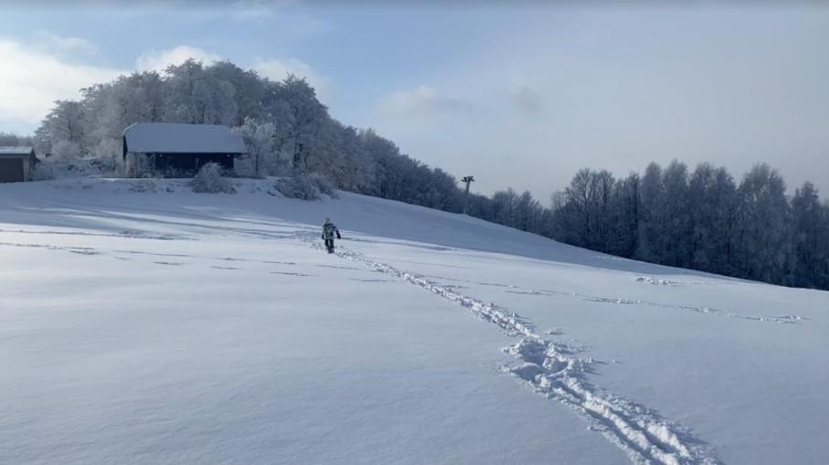 26. 1. 2021 – Snežne dogodivščine učencev 5. č na zimskem športnem dnevu